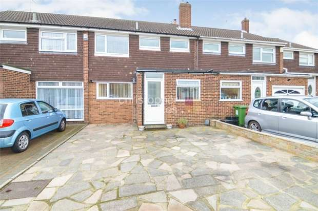 3 Bedrooms Terraced House for sale in Herongate Road, Cheshunt, Hertfordshire