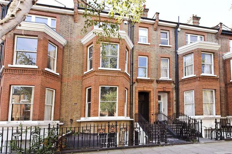 2 Bedrooms Flat for sale in Castellain Road, London, W9