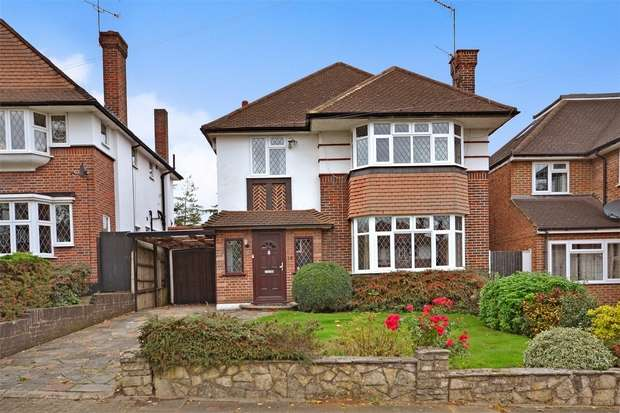 4 Bedrooms Detached House for sale in Littleton Road, Harrow, Middlesex