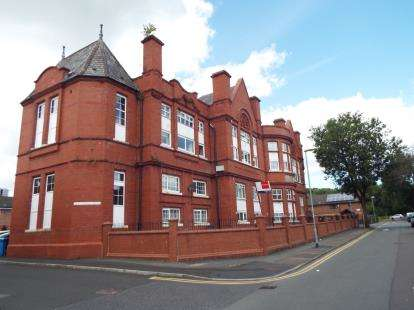 1 Bedroom Flat for sale in 2 Old School Drive, Manchester, Greater Manchester