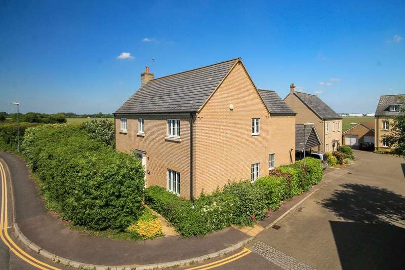 4 Bedrooms Detached House for sale in Braybrooke Place, Cambridge