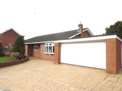 3 Bedrooms Bungalow for sale in Kingsway, Bredbury, Stockport, Greater Manchester