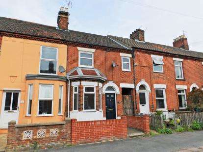 3 Bedrooms Terraced House for sale in Norwich, Norfolk