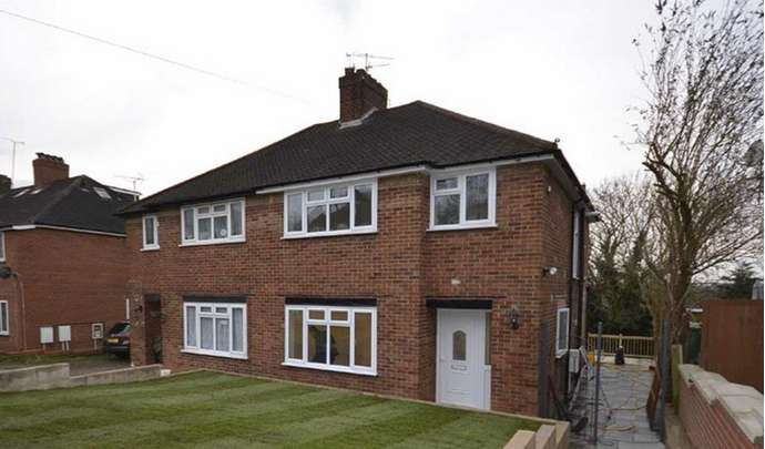 4 Bedrooms Semi Detached House for sale in Beverly Gardens, Northwembley, HA9
