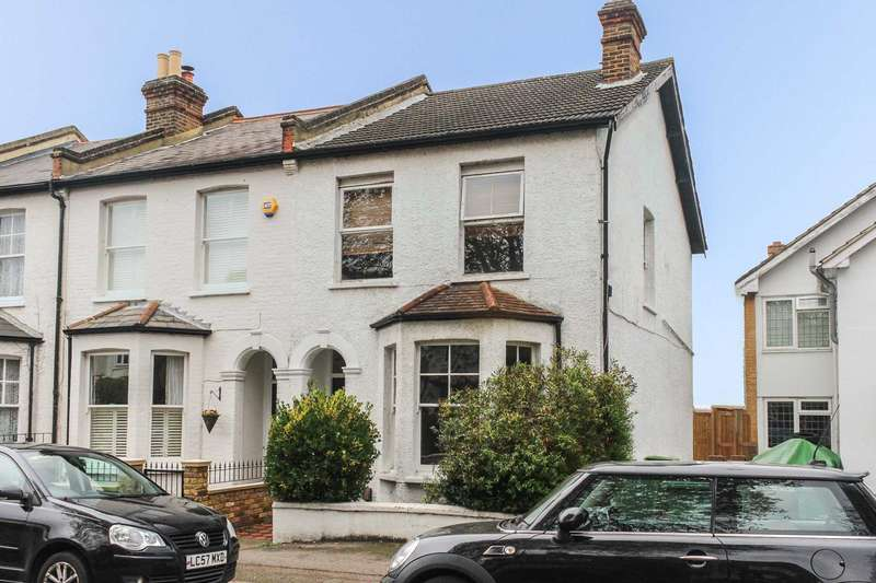 1 Bedroom Apartment Flat for sale in Summer Road, Thames Ditton