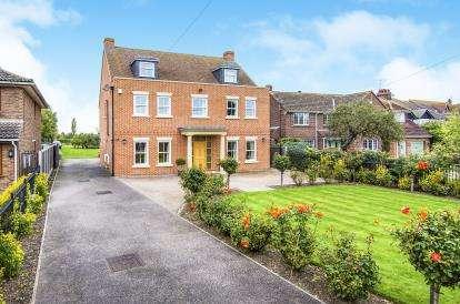 5 Bedrooms Detached House for sale in Bulphan, Upminster, Essex