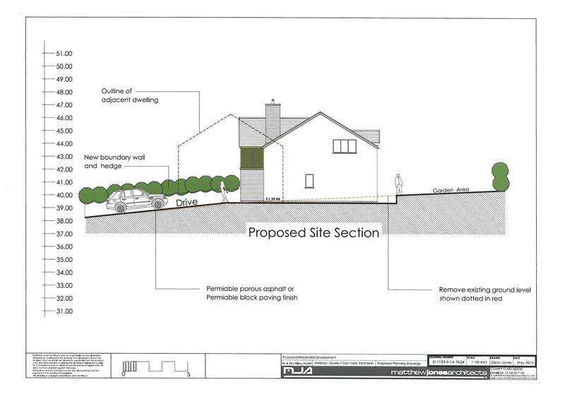 Plot Commercial for sale in Pentraeth, Anglesey