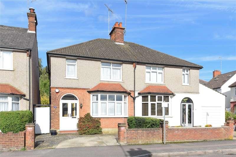 3 Bedrooms Semi Detached House for sale in Emmanuel Road, Northwood, Middlesex, HA6