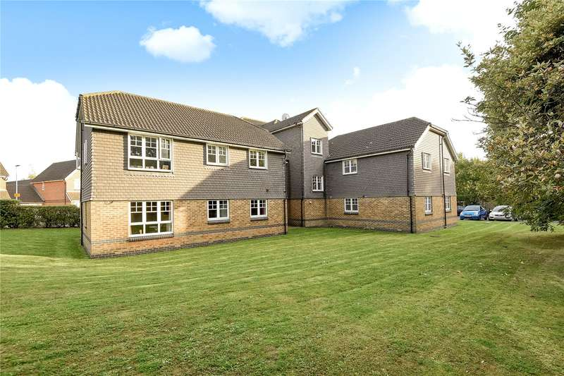 2 Bedrooms Apartment Flat for sale in Rutherford Close, Hillingdon, Middlesex, UB8