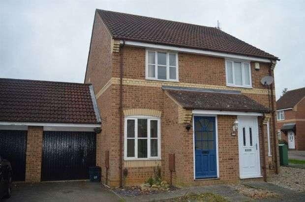 2 Bedrooms Semi Detached House for sale in Oransay Close, Great Billing, Northampton NN3 9HF