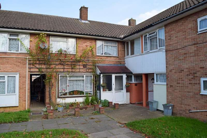 4 Bedrooms Terraced House for sale in The Hides, Harlow, CM20 3QR