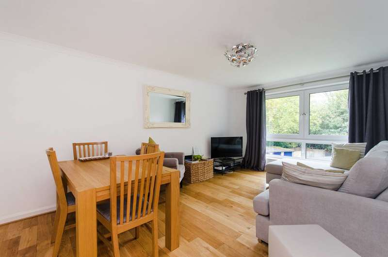 2 Bedrooms Flat for sale in Langland Court, Northwood, HA6