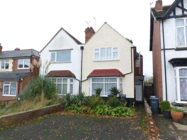 3 Bedrooms Semi Detached House for sale in Short Heath Road,Erdington,Birmingham