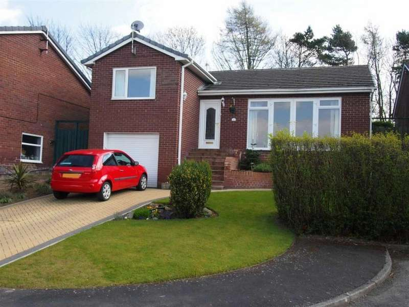 3 Bedrooms Detached House for sale in Hillfields, School Aycliffe, Newton Aycliffe