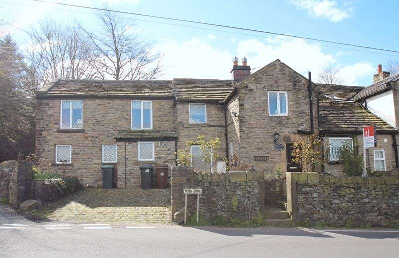 3 Bedrooms Property for sale in Town Lane Charlesworth, Glossop