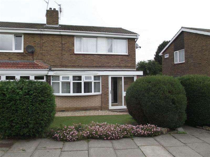 3 Bedrooms Semi Detached House for sale in Highburn, Cramlington