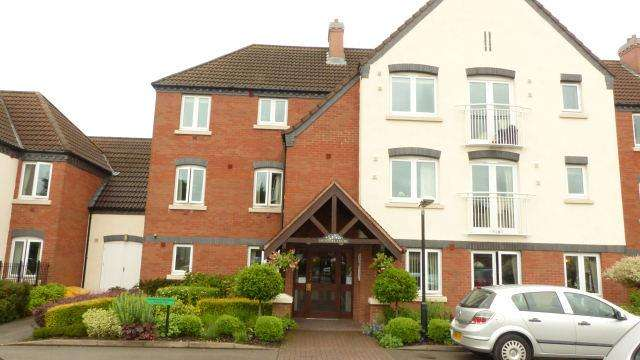 1 Bedroom Retirement Property for sale in Chester Road,Streetly,Sutton Coldfield