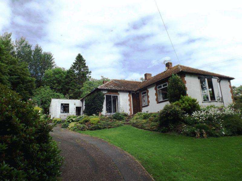 2 Bedrooms Bungalow for sale in Thropton, Morpeth