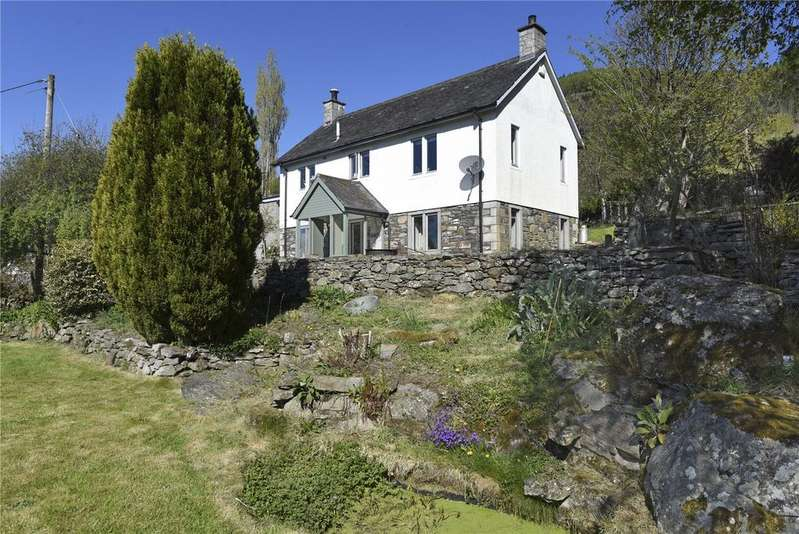 3 Bedrooms Detached House for sale in Ivy Cottage, Dull, Aberfeldy, Perthshire