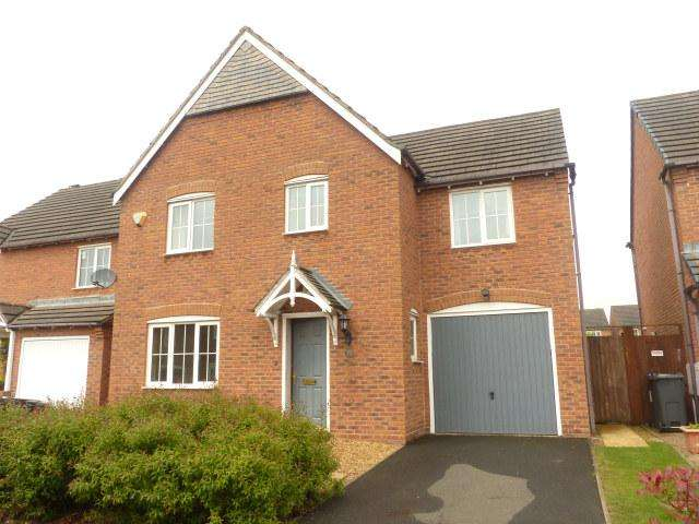 4 Bedrooms Detached House for sale in Crofters Lane,Four Oaks,Sutton Coldfield