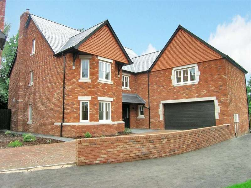 5 Bedrooms Detached House for sale in Druidstone Road, Old St Mellons, Cardiff