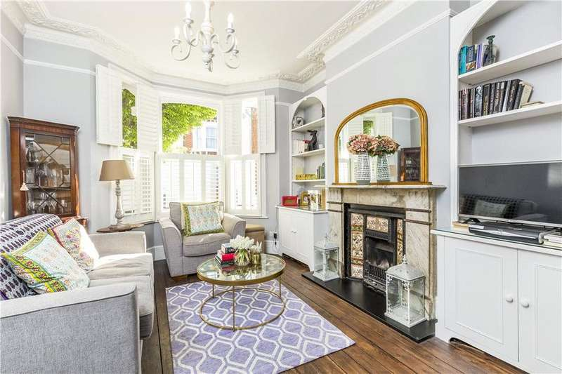 4 Bedrooms Terraced House for sale in Hartismere Road, London, SW6