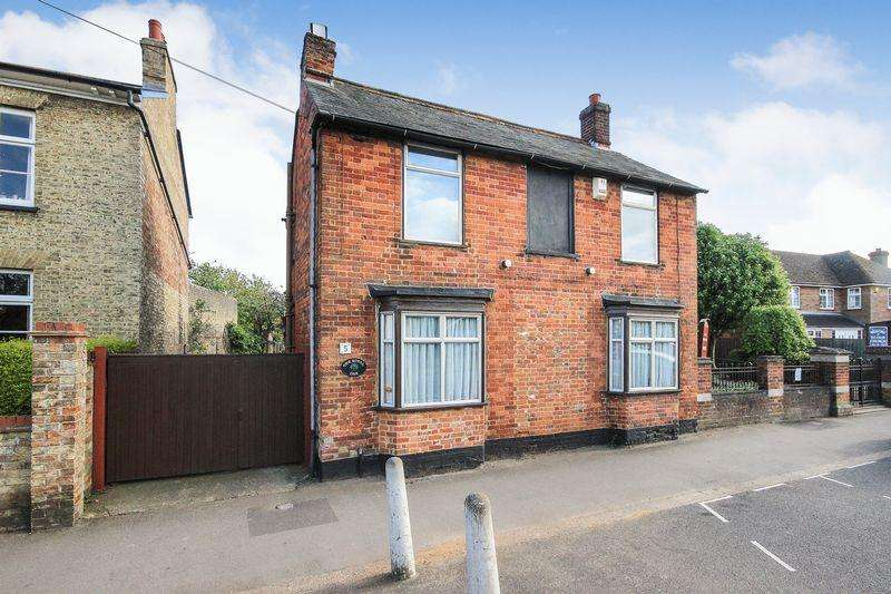 3 Bedrooms Detached House for sale in 5 Ampthill Road, Shefford