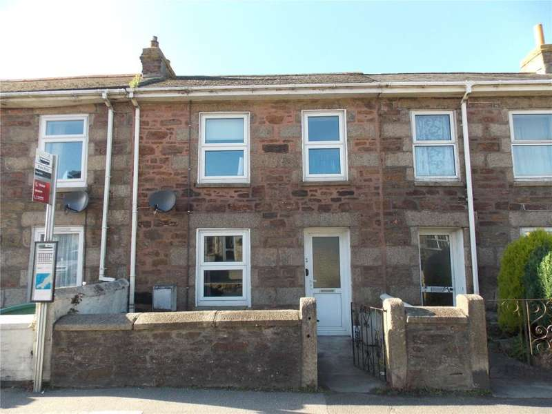 3 Bedrooms Terraced House for sale in East End, Redruth