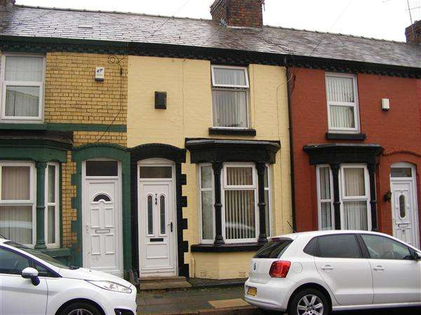 2 Bedrooms Terraced House for sale in Strathcona Road, Wavertree, Liverpool