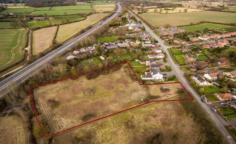 Land Commercial for sale in 1.96ac Development Land, Scole, Norfolk