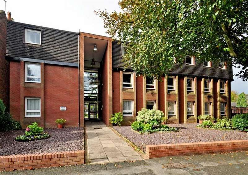 2 Bedrooms Apartment Flat for sale in 14 College Court, High Street, Tettenhall, Wolverhampton, West Midlands, WV6