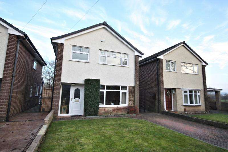 3 Bedrooms Detached House for sale in Gull Close, Poynton, SK12