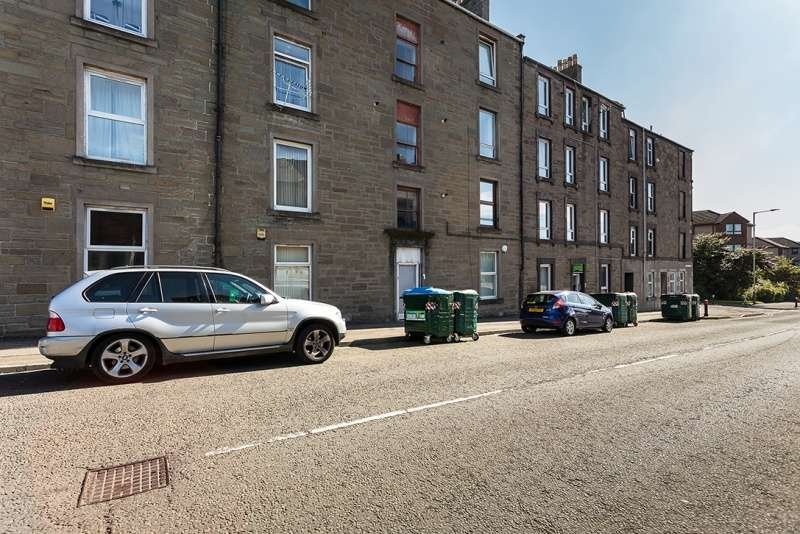 1 Bedroom Flat for sale in Arklay Street, Dundee, Angus, DD3 7PG