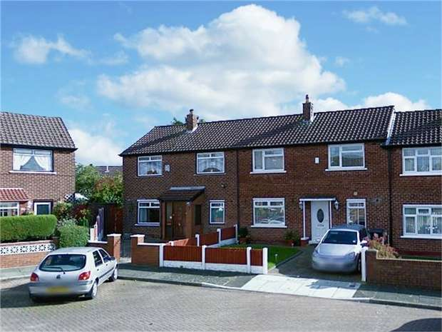 3 Bedrooms Terraced House for sale in Crown Avenue, Widnes, Cheshire