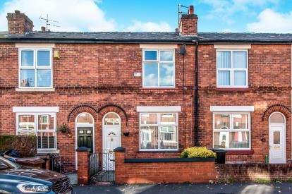 2 Bedrooms Terraced House for sale in Carmichael Street, Edgeley, Stockport, Greater Manchester