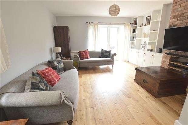 3 Bedrooms End Of Terrace House for sale in Main Road, Knockholt, SEVENOAKS, Kent, TN14 7JE