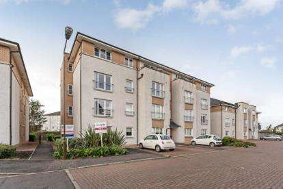 2 Bedrooms Flat for sale in Moreland Place, Stirling