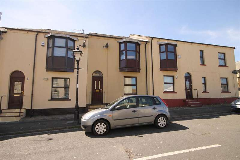 2 Bedrooms Terraced House for sale in Regent Street, Headland, Hartlepool