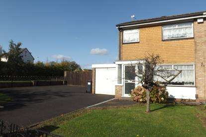3 Bedrooms Semi Detached House for sale in Settle Croft, Chelmsley Wood, Birmingham, West Midlands