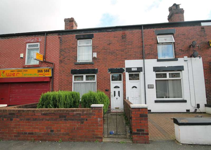 3 Bedrooms Terraced House for sale in Crescent Road, Great Lever, Bolton, BL3 2JS