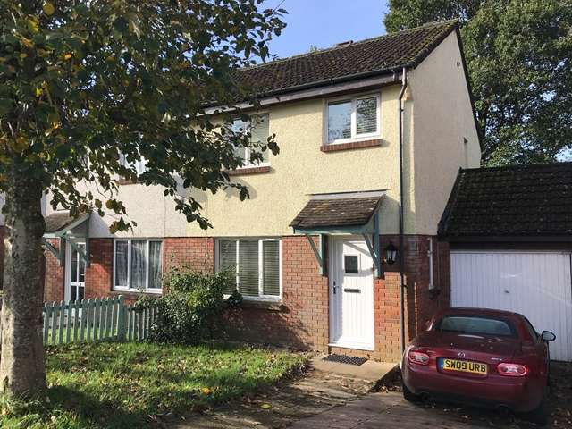 3 Bedrooms Semi Detached House for sale in Hazelwood Close, Honiton