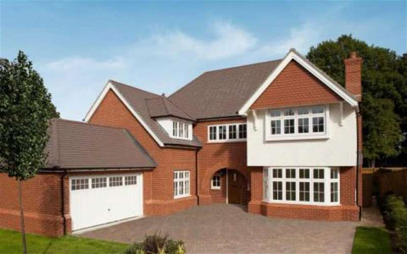 5 Bedrooms Detached House for sale in The Maples, Buntingford
