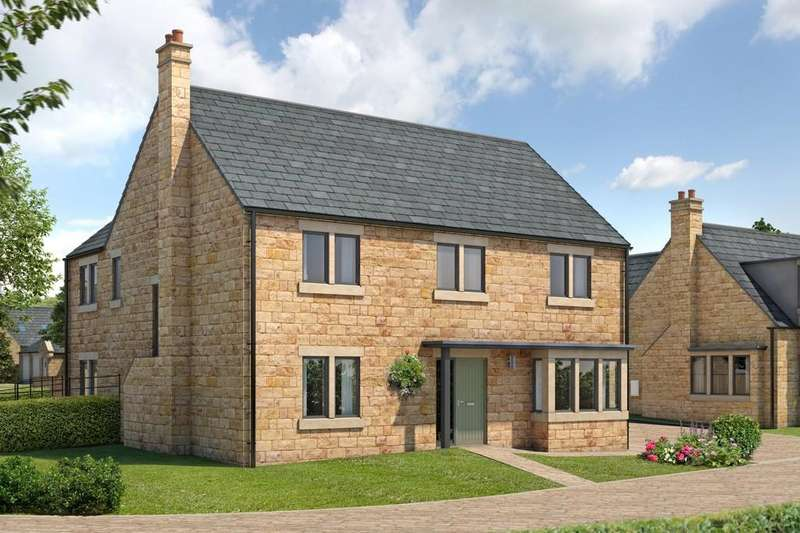 5 Bedrooms Detached House for sale in Humshaugh, Hexham