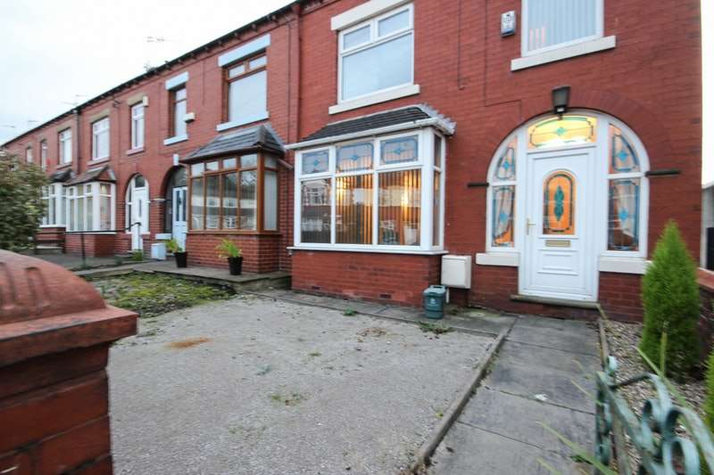 3 Bedrooms Town House for sale in spring lane, Oldham, Lancashire, OL4