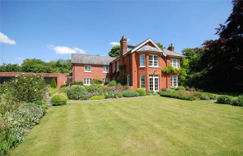 6 Bedrooms Detached House for sale in Bishops Sutton, Hampshire, SO24