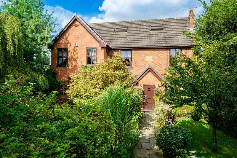 6 Bedrooms Detached House for sale in Marsh Cottage, Regis Road, Tettenhall