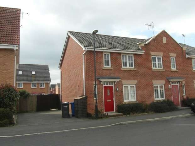 3 Bedrooms End Of Terrace House for sale in Pacific Way, Pride Park, Derby, DE24