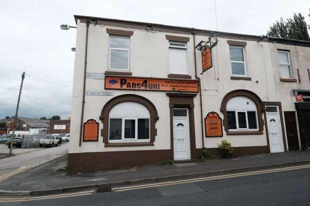12 Bedrooms House Share for rent in Adelphi Street, Preston, PR1