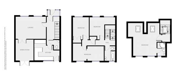 4 Bedrooms Terraced House for sale in Great Knightleys, Basildon, SS15