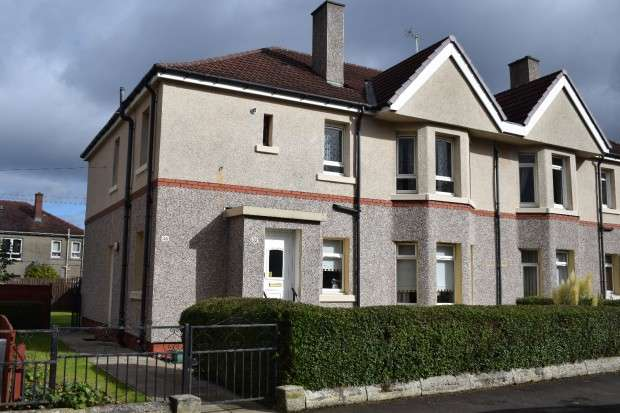 3 Bedrooms Flat for sale in 34 Oxton Drive, Cardonald, G52
